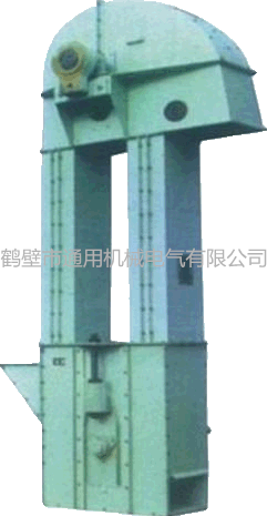 鶴壁通用TGD雙通道垂直斗式提升機