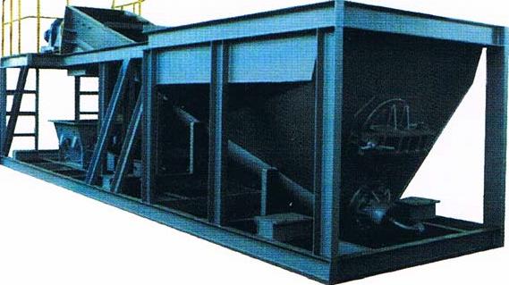 LLZ螺旋捞渣机