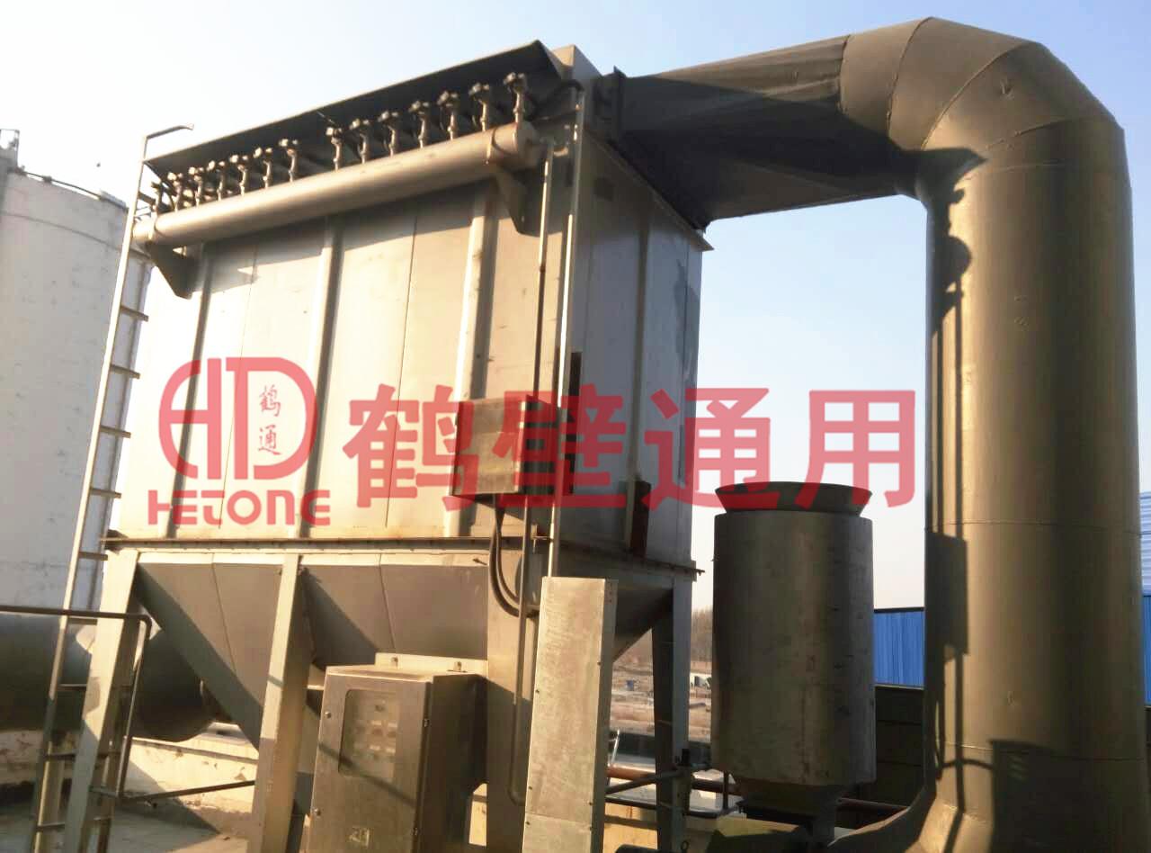 新疆奇台电厂除尘器
