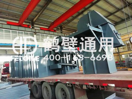 鹤壁通用斗式提升机发货