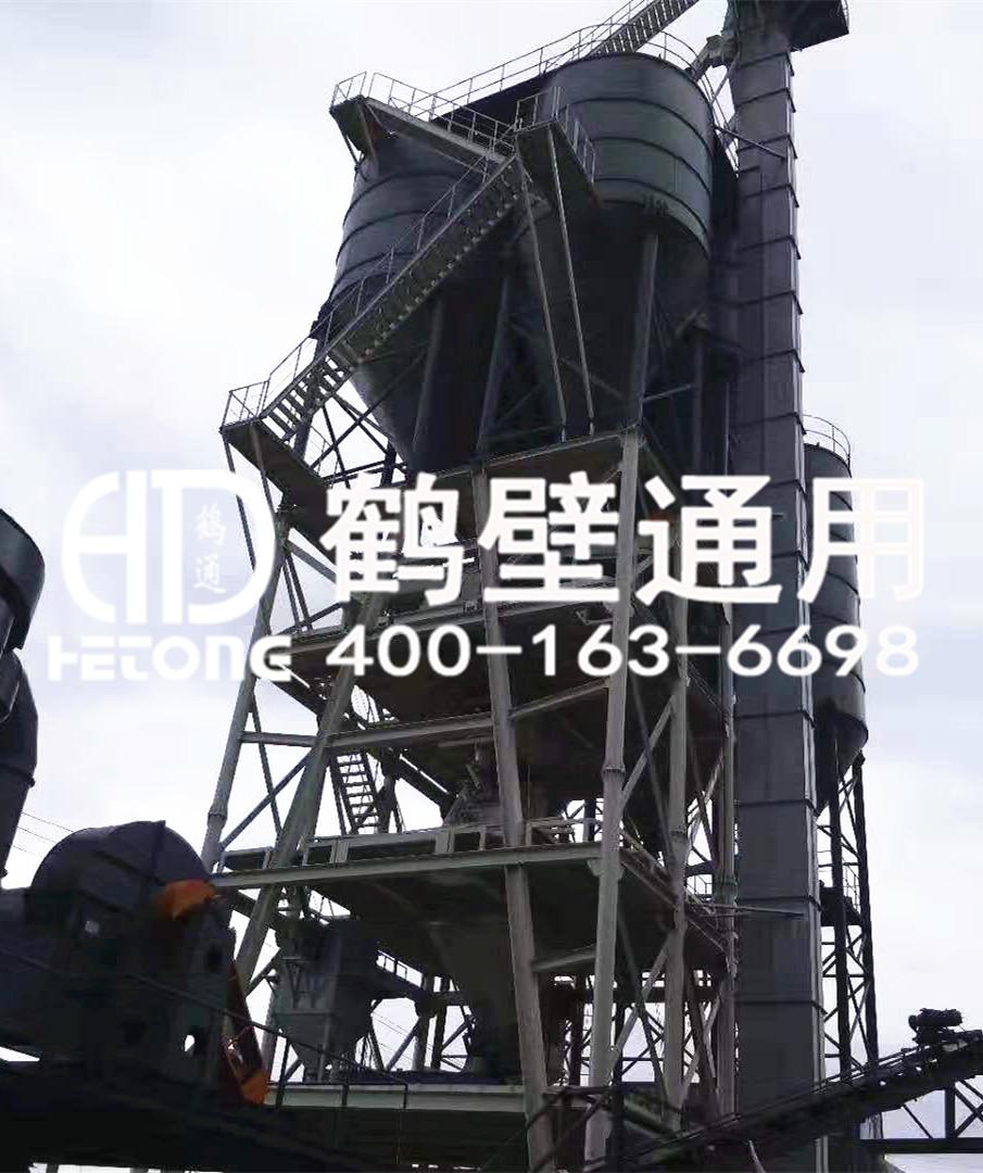 江蘇XX制砂項目斗式提升機
